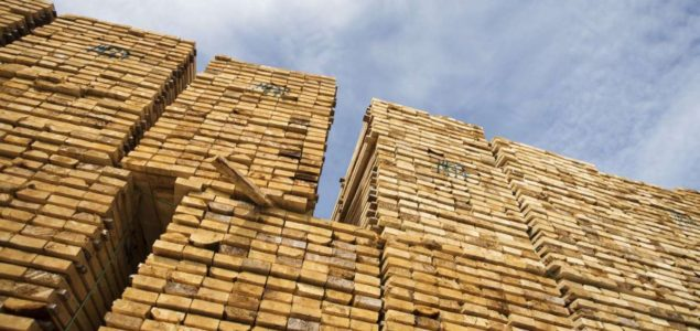US softwood lumber production up 4.2% in Jan.-Feb. 2020