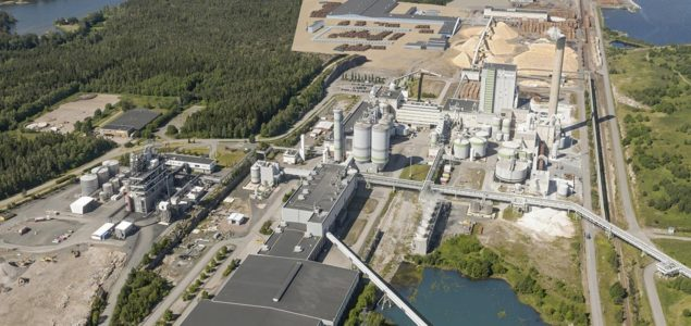Metsä to invest EUR 200 million in a new sawmill in Rauma, Finland