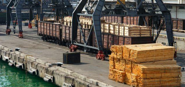 BC lumber exports fall 21% in Jan.-Feb. 2020