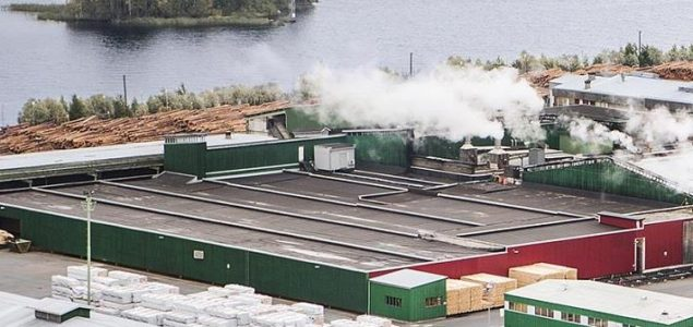 Metsa to buy half a billion euros equipment for its new giant sawmill in Finland