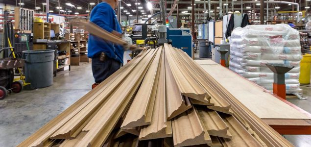 Survey finds 63% of US wood manufacturers remain operational
