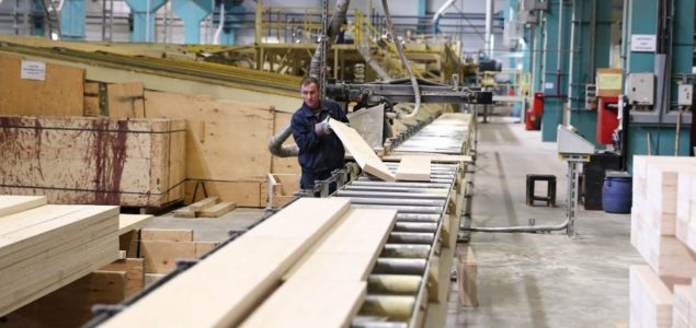Forecast: Russian timber industry could contract by 30%