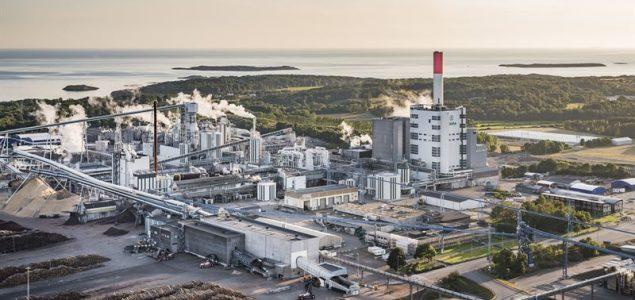 Södra to boost capacity at its Värö mill