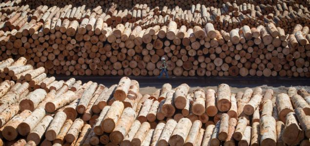 Canada's forestry industry is struggling in 2020