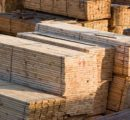 N. American softwood lumber prices flatten or drop slightly as autumn comes on