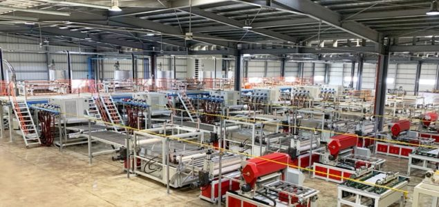 Chinese flooring giant invests big in Georgia