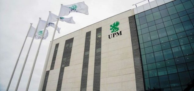 UPM to build a wood processing plant in Germany