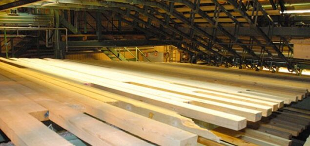 A new sawmill will start operating in Lithuania in October