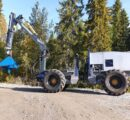 Sweden: Autonomous forest machine ready for testing