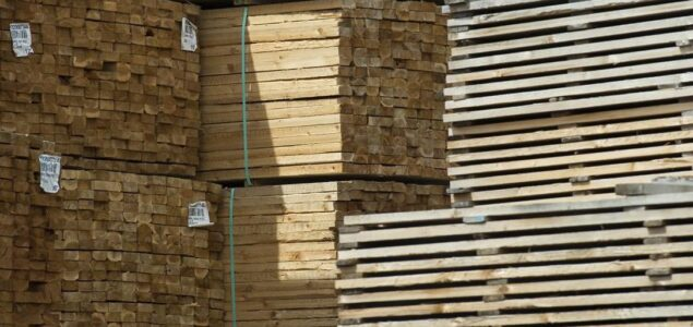 Forecast: N. American lumber, panel prices expected to remain high for several years