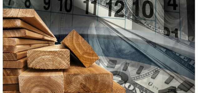 Tighter supplies of wood in global markets expected to increase prices in the upcoming period