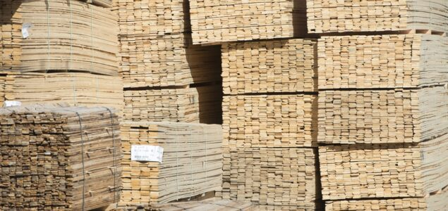 N. American softwood lumber prices still flat