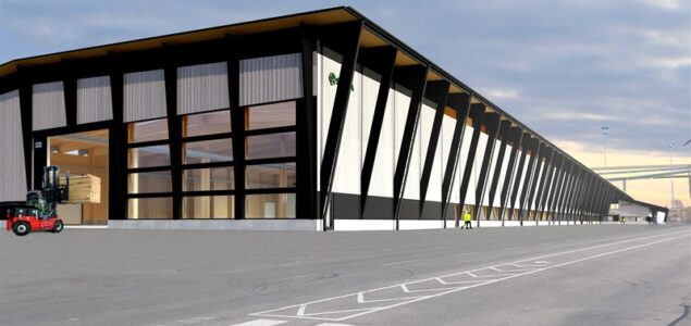 Södra to invest in new CLT facility in Värö, Sweden