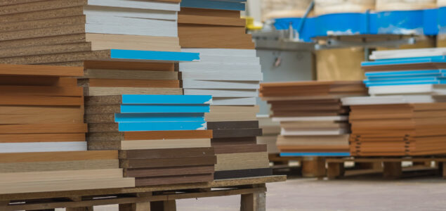 Russia might ban exports of particleboard