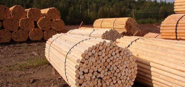 Roundwood prices in Sweden on the rise in the Q4/2016