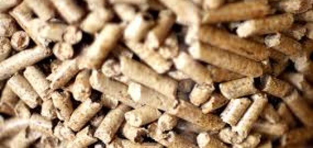 Price of wood pellets goes down in April in Germany