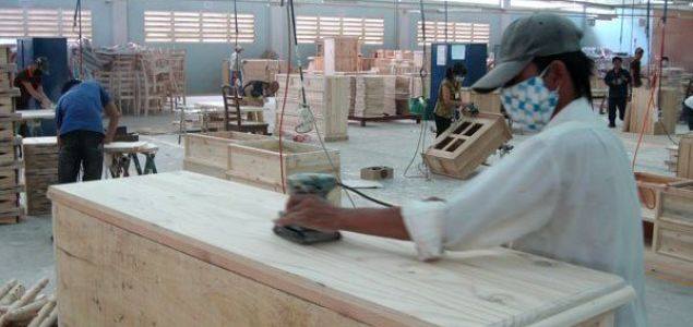 Vietnamese wood products exports recover with a 10% yoy growth in June