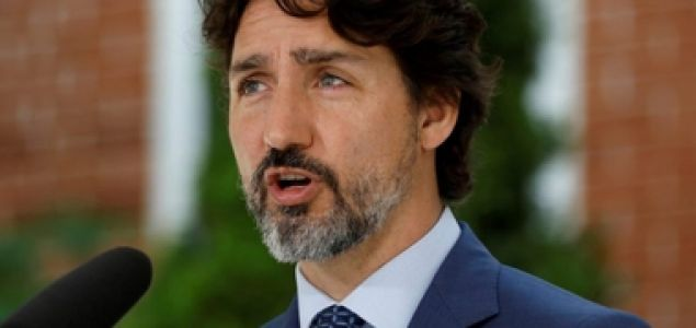 Canada to keep fighting U.S. on softwood lumber, says Trudeau