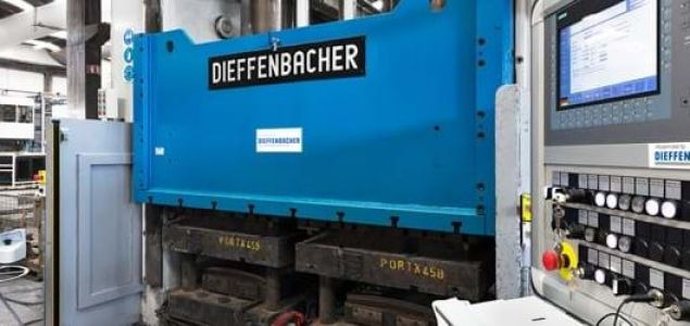 Dieffenbacher sees continued high demand from wood-based panel industry