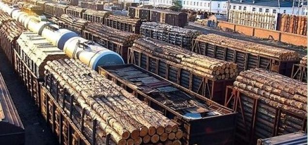 China: Prices of imported sawn timber in January 2018