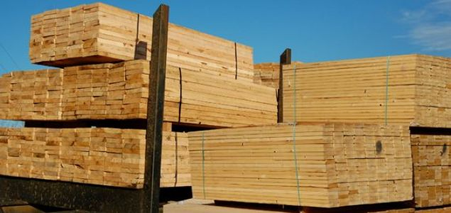 European softwood lumber exports to China drop sharply in the first four months