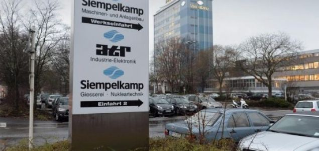 Siempelkamp delivers new MDF plant in the Ural mountains region
