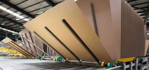 Weak MDF market in China