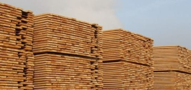 Europe could be a future destination for American softwoods