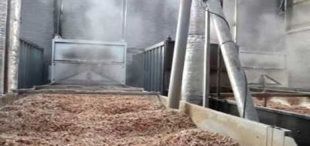 New wood chips drying technology developed in Finland