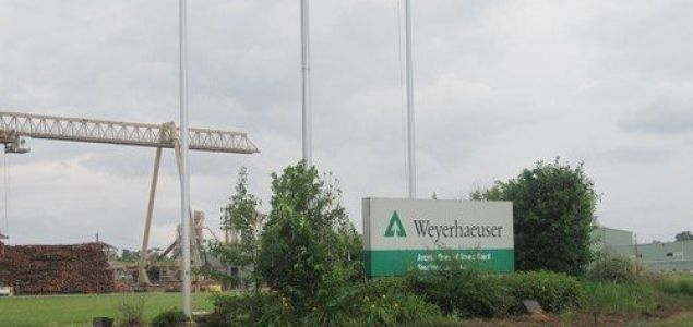 Weyerhaeuser plans to invest US$ 300 million in its wood products business in 2017