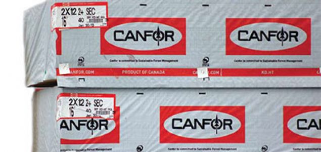 Canfor comes to Europe; acquires 70% of Swedish sawmill company VIDA