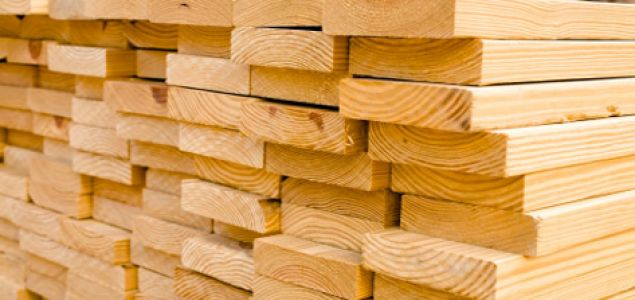 Lumber prices rising high in US