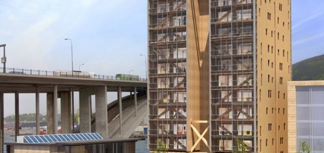 Timber construction in Australia might be allowed up to 8 storeys
