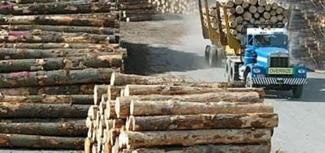 Sarawak timber exports fell by 3.5 during 1st half of 2016