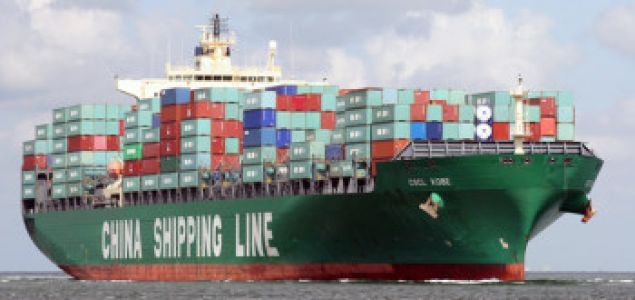 EU carbon market set to include shipping