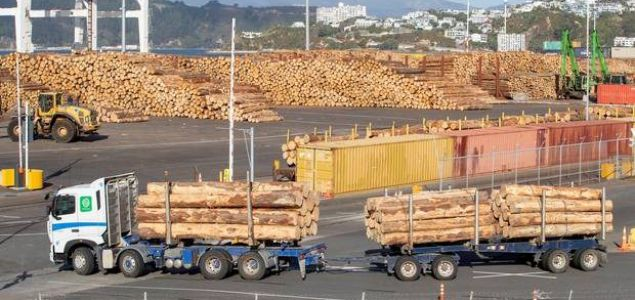 New Zealand's forestry sector's hopes for revival after rollercoaster ride