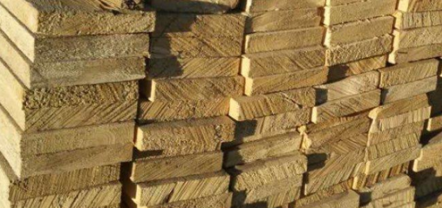 Russia's sawn timber and logs exports fall sharply in Jan.-May. 2020