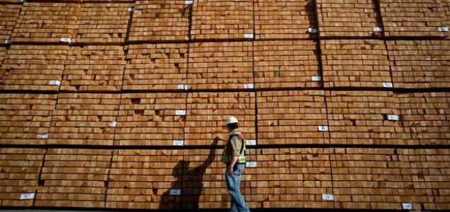Global trade of softwood lumber down in 2018