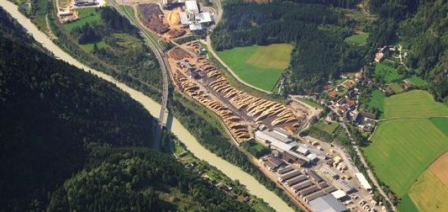 Hasslacher Group to double capacity at Russian sawmill in Malaya Vishera