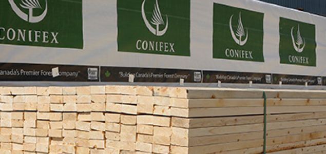 Conifex's lumber segment lenders approve asset divestment and restructuring plan