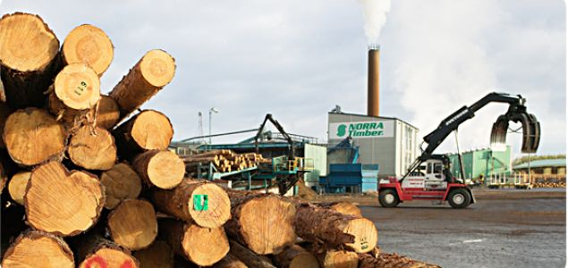 Norra Timber invests in new continuous kilns in Sweden
