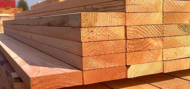Sharp rise in US lumber prices